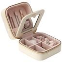Podrózne szkatułki na biżuterię