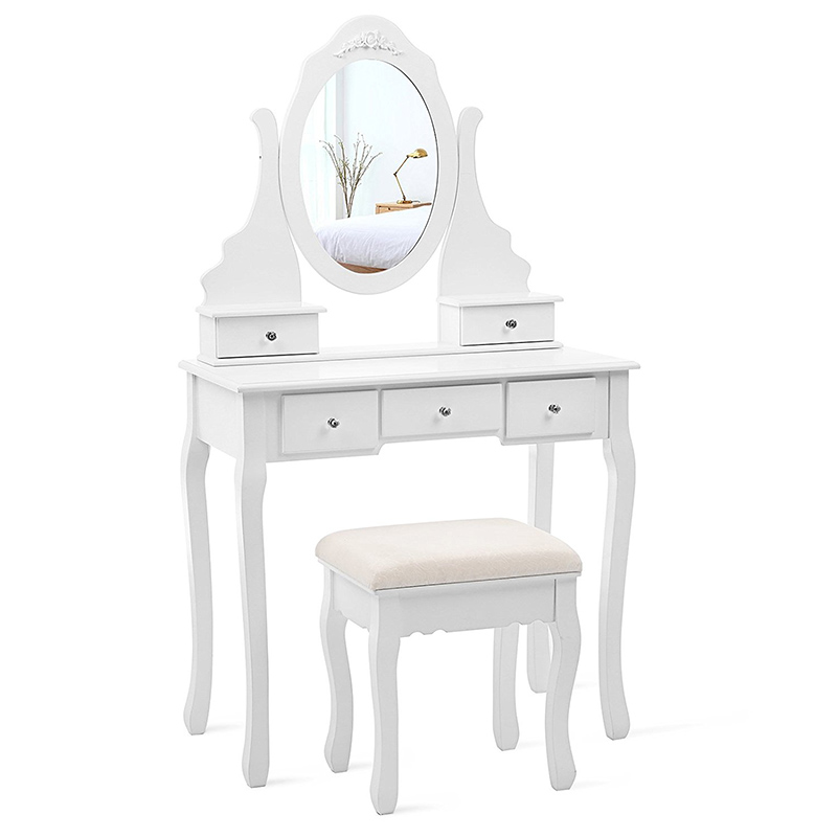 toaletka elizabeth charlotte. Black Bedroom Furniture Sets. Home Design Ideas